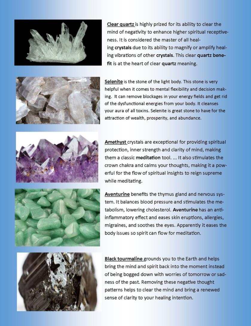Central Montana Prospectors Coalition - Healing Stones