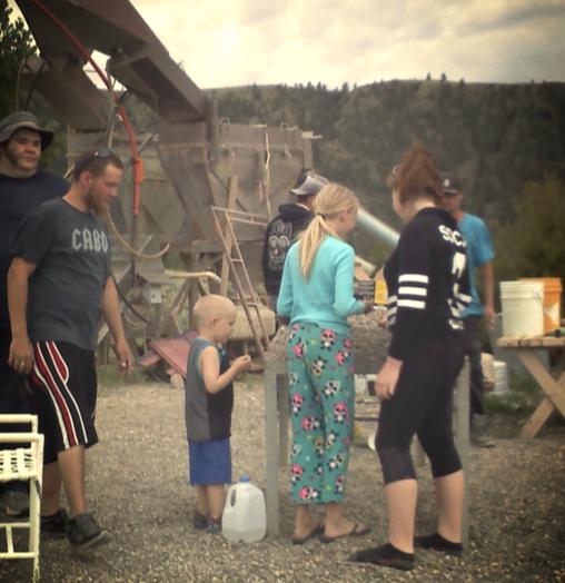 Central Montana Prospectors Coalition - Blaze N' Gems